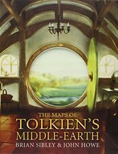 The Maps of Tolkien's Middle-earth: Special Edition-Brian Sibley, John Howe, J.R