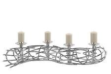 Kerzenleuchter 4flg Fink