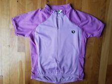 Pearl Izumi cycling active shirt top pink purple mauve Medium