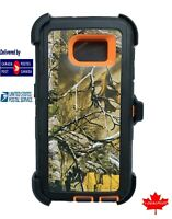 For Samsung Galaxy S6 Hard Rugged Holster/Case(Belt Clip Fits Otterbox Defender)