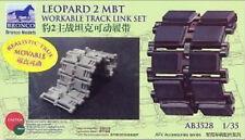 Bronco 1/35 3528 German Leopard 2 MBT Track Link