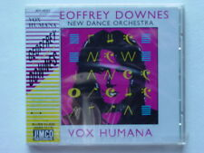 Geoffrey Downes (Asia/Buggles)/Vox Humana (Japan/Sealed/1st Press) ASIA