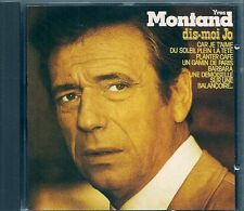 CD COMPIL 24 TITRES--YVES MONTAND--DIS MOI JO...