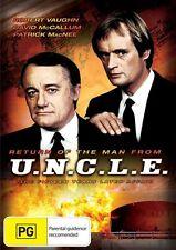 The Return Of The Man From U.N.C.L.E Robert Vaughn David McCallum DVD