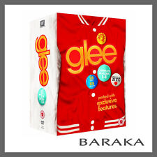 THE GLEE COMPLETE SEASON 1, 2, 3 & 4 COLLECTION DVD BOX SET 26 DISCS Clearance