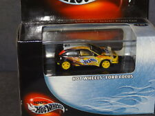 HW HOT WHEELS 2000 COOL COLLECTIBLES FORD FOCUS HOTWHEELS EXCLUSIVE RARE VHTF