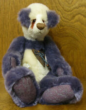 "We Be Bears BLUE BEARY, by Pricilla Crosthwaite 13"" NEW from our Retail Store"