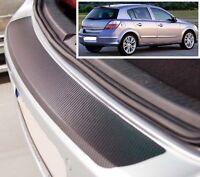OPEL / Opel Astra Mk5 Hatchback - estilo Carbono Parachoques trasero PROTECTOR