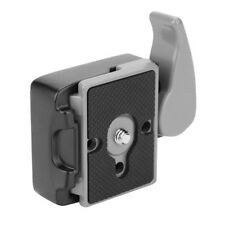 Camera 323 Quick Release Clamp Adapter With Manfrotto 200pl-14 Compat Plate BM