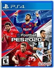 Pro Evolution Soccer 2020 [New Video Game] PS 4
