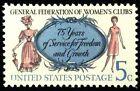 Federation of Women's Clubs - Scott #1316 Single Stamp MNH