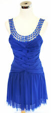 BCBG MAX AZRIA Blusaphire Party Prom Dress S - $448 NWT
