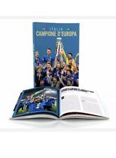 LIBRO OFFICIAL BOOK ITALIA CAMPIONE D'EUROPA 2021 GAZZETTA DELLO SPORT EURO 2020