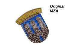 MZ/MuZ Arm Badge Zschopau straight small ES125 ES150 Handlebar cover badge