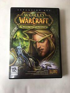 World Of Warcraft The Burning Crusade Expansion Set - PC Game/DVD Rom