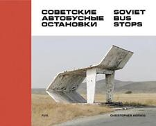 Soviet Bus Stops by Damon Murray, Christopher Herwig, NEW Book, (Hardcover) FREE
