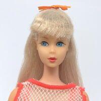 Vintage Barbie TNT - Silver Platinum Pink Champagne - Rare HTF - Swimsuit OSS