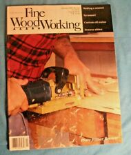 Fine Woodworking Magazine February 1995 No. 110 Plate-Joiner Review