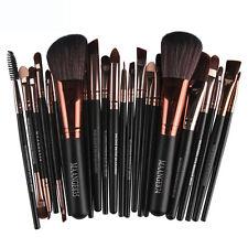 22pcs Cosmetic Makeup Brush Blusher Eye Shadow Brushes Set Kit Flash Sale Gift