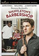 Norman Rockwells Shuffletons Barbershop (DVD, 2014) (FORMER RENTAL) FAST SHIP!