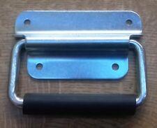 MANIGLIA di cassetto sul petto un-montaggio in superficie a MOLLE con impugnatura in gomma pennbrite