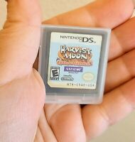 Harvest Moon: Frantic Farming (Nintendo DS, 2009) Game Only TESTED WORKS