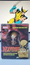 New ListingDiamond Select 2006 Wolverine Mini Bust #488 by Alex Ross