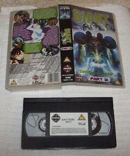 VHS MANGA VIDEO  *** GIANT ROBO - PART 2 *** VGC