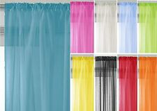 "Modern 40"" - 60"" Window Curtains"