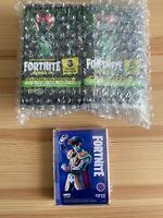 2020 Panini Fortnite Series 2- 25-pack Bundle with Bonus 11-card Promo Set