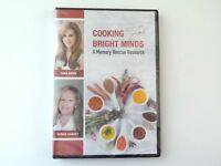 Cooking for Bright Minds: A Memory Rescue Resource (DVD, Tana Amens)