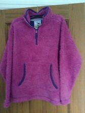Lazy Jacks Zip Neck Regular Plain Hoodies & Sweats for Women