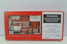 """SLATERS / POWSides  4mm """" Chadborn, Son & Taylor """" Private Owner Wagon Kit"""