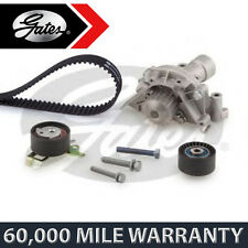 FOR PEUGEOT 307 CC 2.0 (2003-) GATES TIMING CAM BELT WATER PUMP KIT TENSIONER