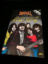 AC/DC ROCK 'N' ROLL COMICS USA COMIC BOOK 1990 ACDC
