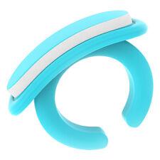 bebon Nagelpflege-Set für Babys 0-6 Monate 18-teilig, blau (1 Set)