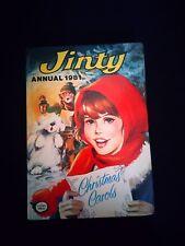 Jinty Annual 1981 Vintage Girls Hardback