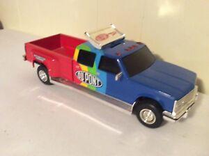 Chevy Dually 1 ton Jeff gordon 1:24 Truck Bank crewcab dupont  refinish action