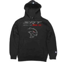 SRT Hellcat Redeye Hoodie Pullover Black Sweater