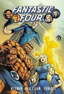 Fantastic Four by Jonathan Hickman, Vol. 4 (English) Paperback