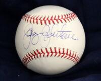 JAY JOHNSTONE Philadelphia Phillies Autographed Brand New MLB Baseball