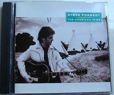 STEVE FORBERT (CD) THE AMERICAN IN ME