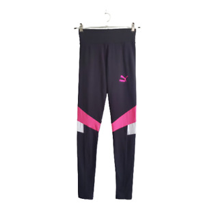 Puma Women's TFS Tailored For Sports Contrast Panel High Waist Leggings Size XS