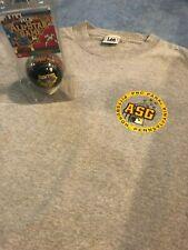 MLB 2006 Pittsburgh All Star Game Commemorative Baseball & T-Shirt Size M
