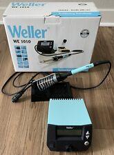 Weller We1010na Digital Soldering Station Kit Barely Used