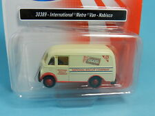 CLASSIC METAL WORKS 30389 IH METRO DELIVERY TRUCK NATIONAL BISCUIT COMPANY 1:87