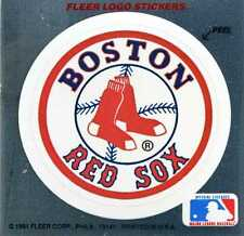 BOSTON RED SOX BASEBALL CARDS - Lot of 50+ Different MLB Cards