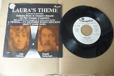 """GIAMPIERO BONESCHI""""LAURA'S THEME-DISCO 45 gir 7'-CAROSELLO It 1973"""" OST-"""