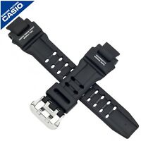 Genuine Casio Watch Strap Band for GA-1100-1A GA 1100 BLACK 10493622
