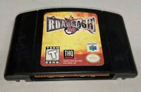 Road Rash 64 (Nintendo 64) N64 - Tested - Cartridge Only